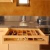 Cucina Berta: Cassetto porta posate