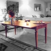 Tavolo Eleonora: Tavolo aperto diventa cm 150 x 200