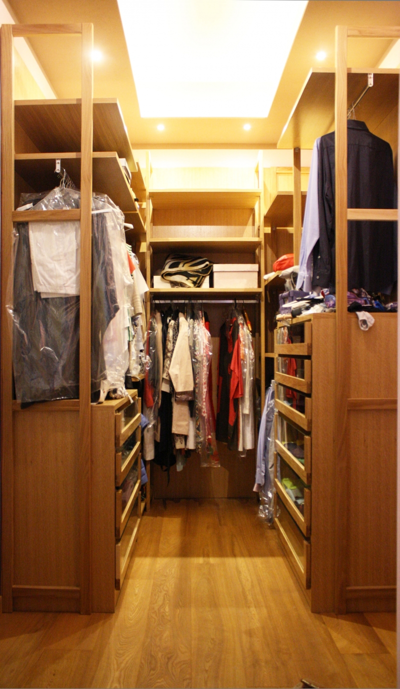 Armadio Kambo: Foto cabina armadio.