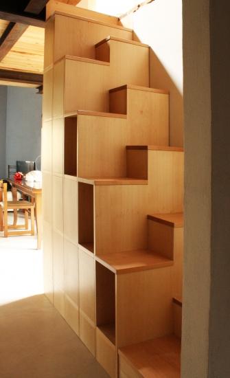 Falegnameria incantalegno lucia for Gradini in legno prezzi