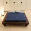 Letto Melissa: Foto del letto Melissa fatta dall'alto e frontale