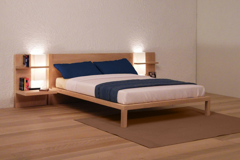 Letto Minoche: Foto principale del letto.