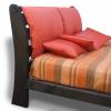 Letto Nuvola: La foto evvidenzia la struttura del letto.