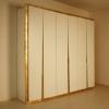 Armadio Oro: Armadio Oro visto di lato.