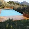 Piscina Promenade: Vista della piscina da un'altro lato