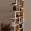 Libreria Tree: Foto di lato.