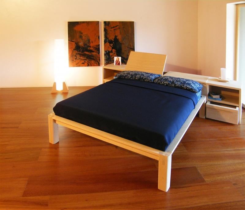 Letto Yoko: Foto principale del letto Yoko.